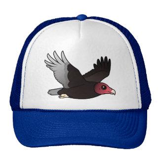 Flying Turkey Vulture Cap