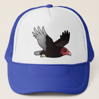 Flying Turkey Vulture Trucker Hat
