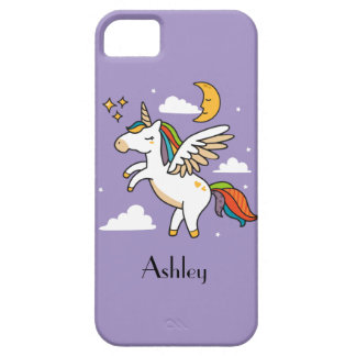 Flying Unicorn iPhone 5 Cover