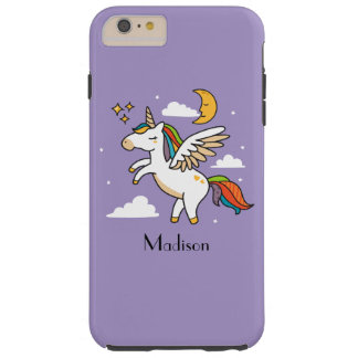 Flying Unicorn Tough iPhone 6 Plus Case