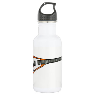 Flying V Guitar 532 Ml Water Bottle