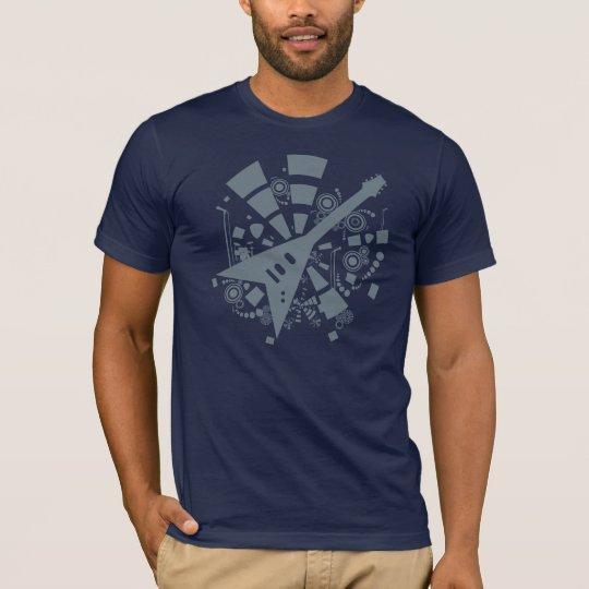 Flying V Guitar T-Shirt