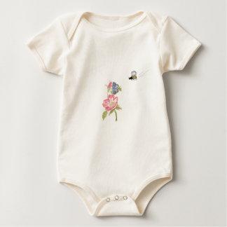 Flying Wasp Baby Bodysuit