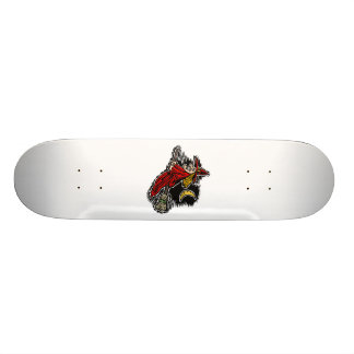 Flying witch Moon Skate Board Decks