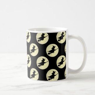 Flying Witches Coffee Mug