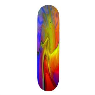 Flying Woolee Master Skate Deck