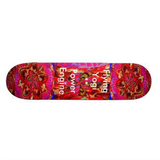 Flying Yogi Power Engine 2 Skateboard Decks