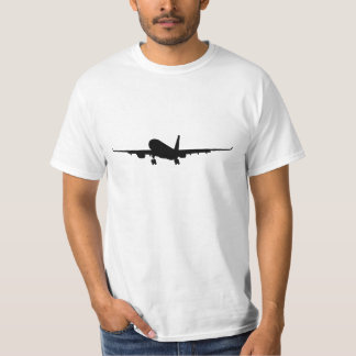 flymerlion A330 White Value T-Shirt