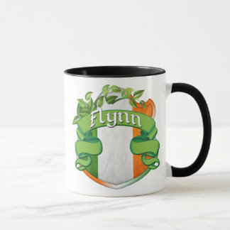 Flynn Irish Shield Mug