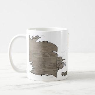flyposting Mug