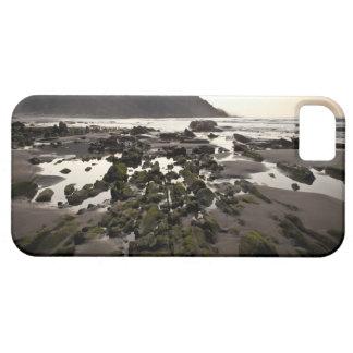Flysch in the coast of Deba, Guipuzcoa, Basque iPhone 5 Cases