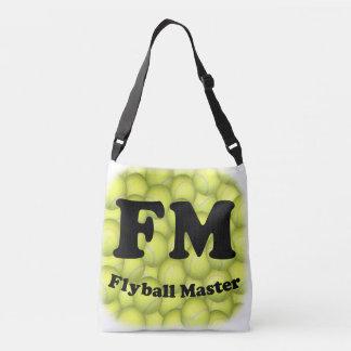 FM, Flyball Master Crossbody Bag