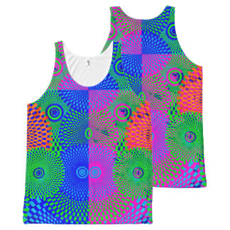 FMB All-Over PRINT TANK TOP