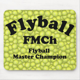 FMCh, Flyball Master Champion 15,000 Points Mouse Mat