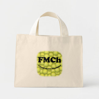 FMCh, Flyball Master Champion Tiny Tote Tote Bag