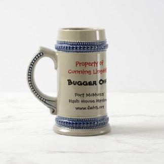 FMH3 Stein - Cunning Linguist Coffee Mug