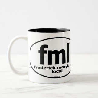 FML Frederick Maryland Local Mug