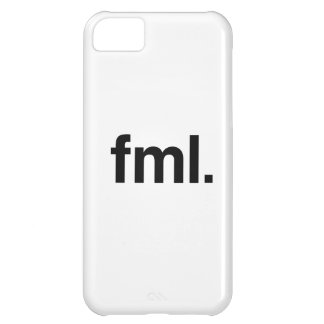 FML Iphone Cover