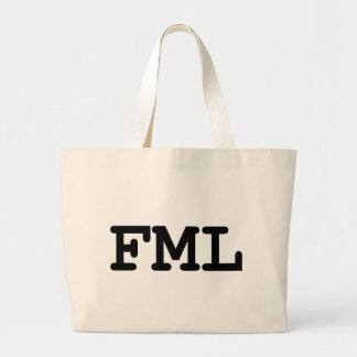 FML LARGE TOTE BAG