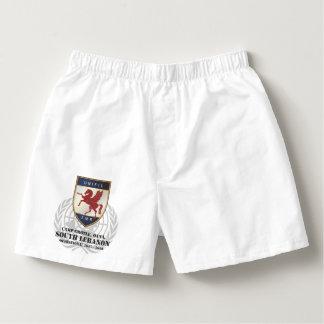 FMR Badge & Globe Boxer Boxers