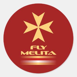 FMS Fly Melita Sticker