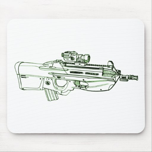 FN FS2000 MOUSE PAD