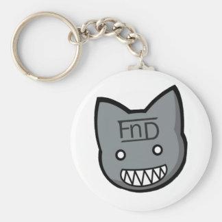 FnD Freaky Kittie Keychain Classic