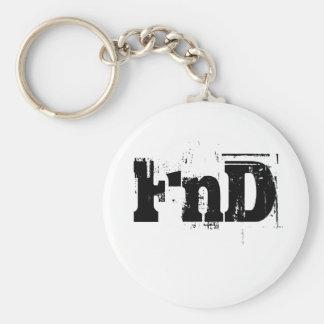 FnD Keychain