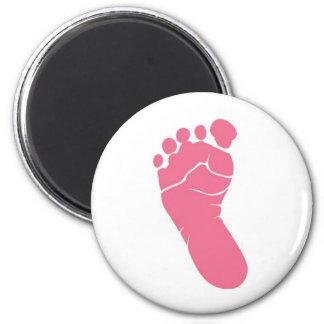fnf foot.jpg 6 cm round magnet