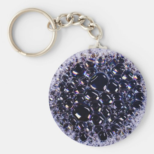foam bubbles keychains