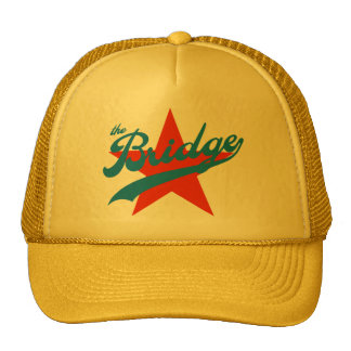 foam star softball style trucker hat