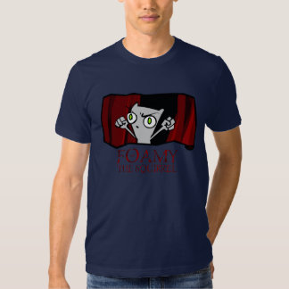 Foamy The Squirrel (Cult Rally) T Tee Shirts