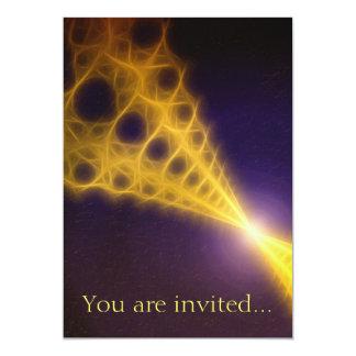 Focal Point 1 13 Cm X 18 Cm Invitation Card