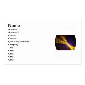 Focal Point 1 Double-Sided Standard Business Cards (Pack Of 100)