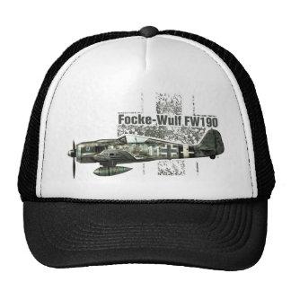 Focke-Wulf Fw 190 Mesh Hats