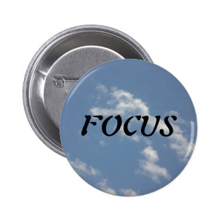 Focus Pinback Button