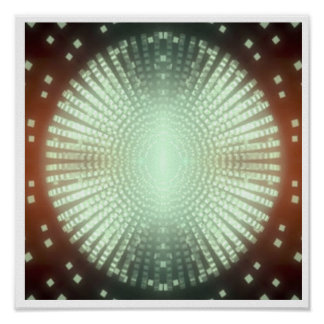 FOCUS BRILLIANT ART FOR DARK CORNERS : SPARKLE PRINT