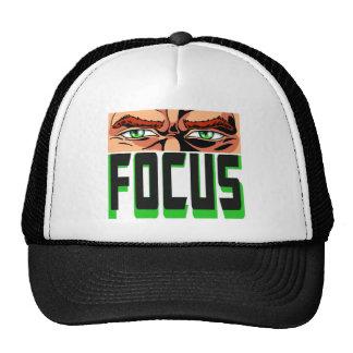 FOCUS CAP