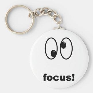 Focus - Keychain