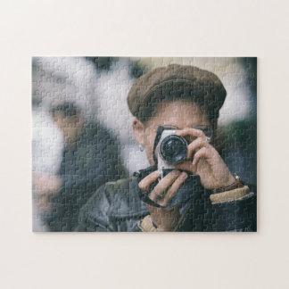 Focus on Photographer Puzzle