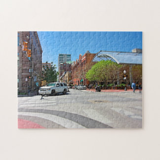 Focus on the Road Puzzle