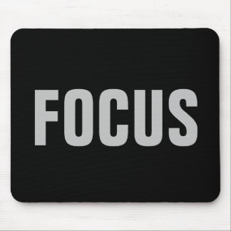 focus pad mouse mat