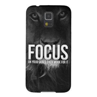 Focus Samsung Galaxy S5 Case