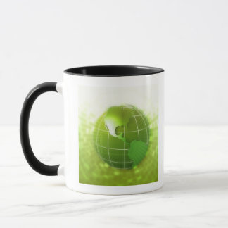Focused on Americas Mug