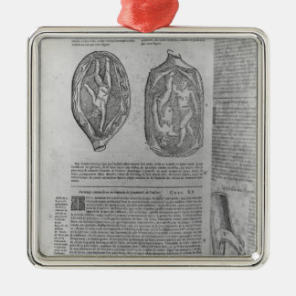 Foetus, illustration from 'Oeuvres' Christmas Ornament