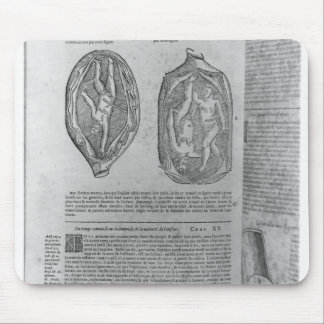 Foetus, illustration from 'Oeuvres' Mouse Mat