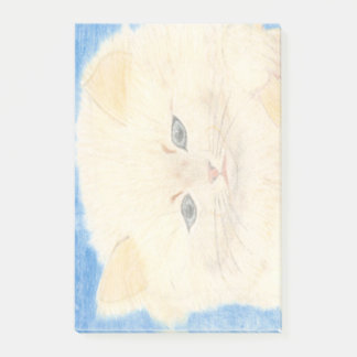 Fofinho cat post-it notes
