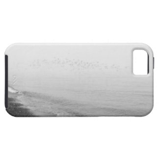 Fog and rain setting in along the shoreline case for the iPhone 5