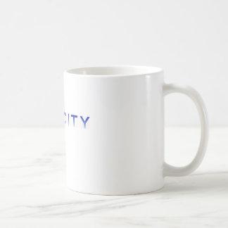 Fog City Basic White Mug