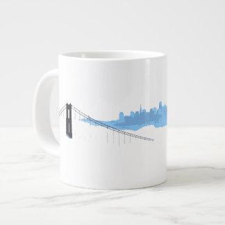 Fog City San Francisco Mug Jumbo Mugs